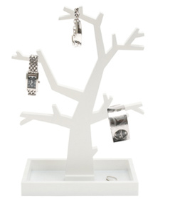 Jewellery dress up tree