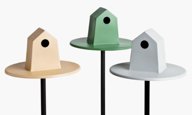 spot birdhouse