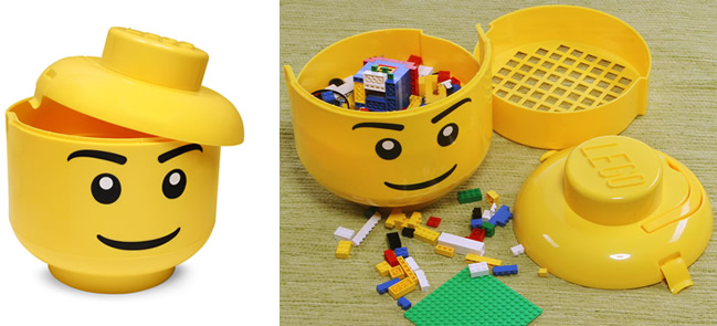 Lego Sort & Store Head