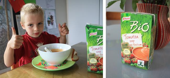 Biosoep Knorr