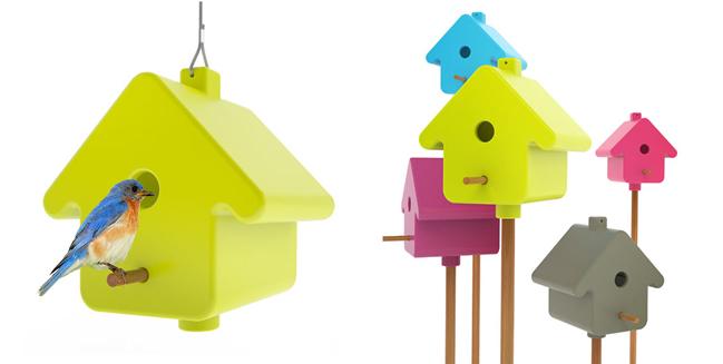 Picto birdhouse