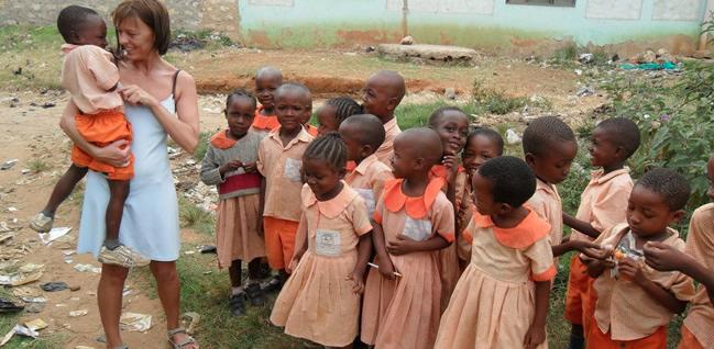 weeskindjes Kenia