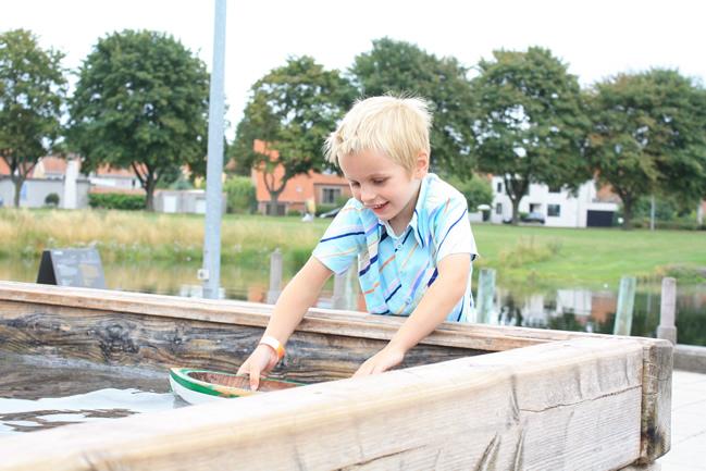 Denemarken Vikingskibmuseet Nand