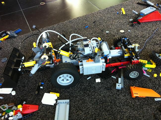 Legoauto
