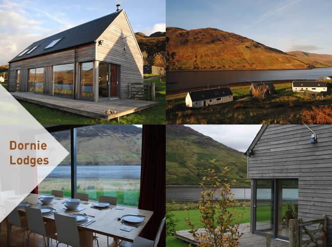 Dornie Lodges - Schotland