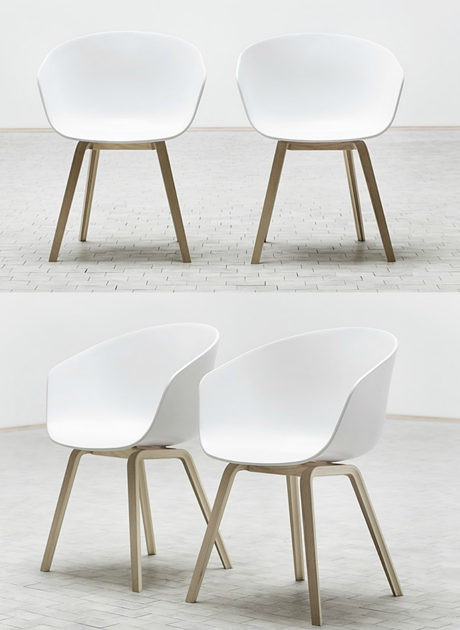 About a chair - HAY