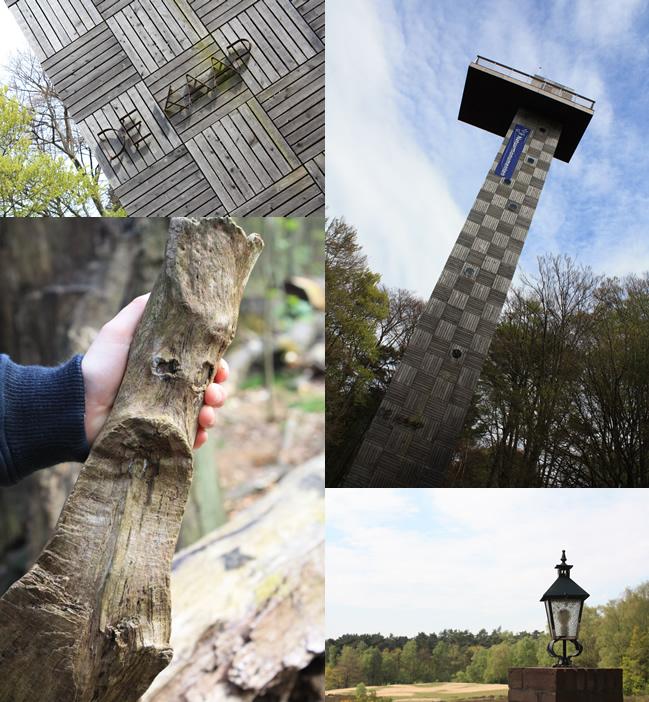 Uitkijktoren de Kaap