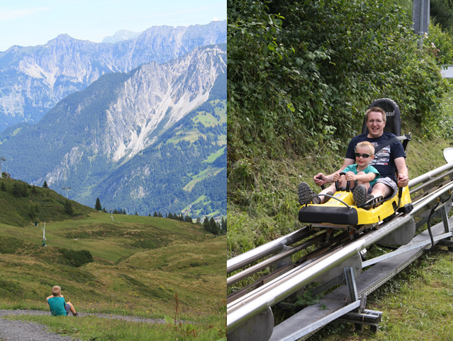 Golm Alpine Coaster