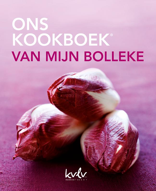 Ons Kookboek gepersonaliseerd