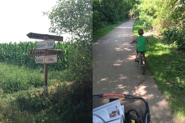 Insel Poel fietsen