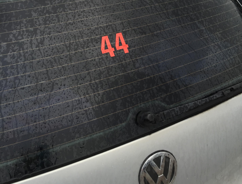 44 op auto