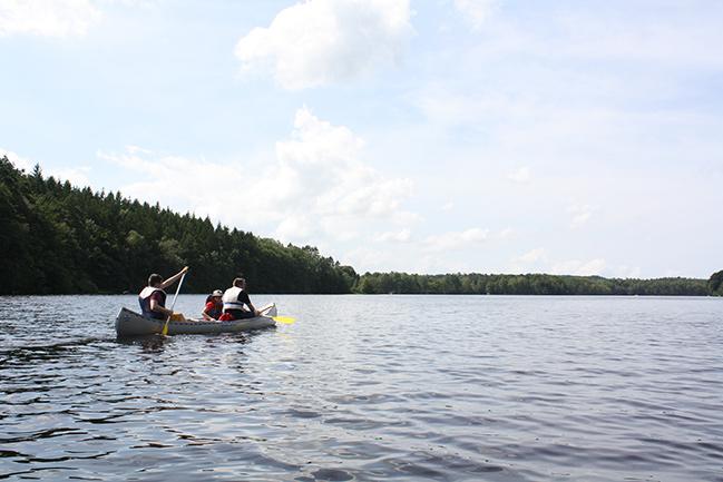 Kano in Zweden