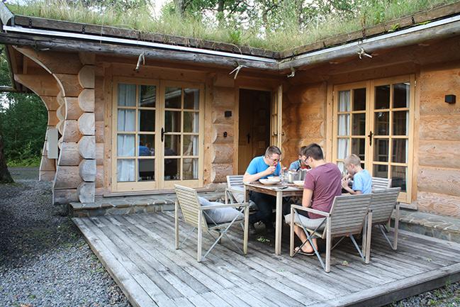 Vakantiehuisje Zweden
