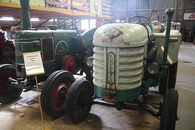 tractormuseum mors