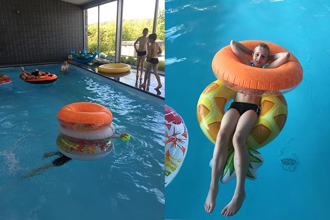 Stockeu - Stavelot - zwembad